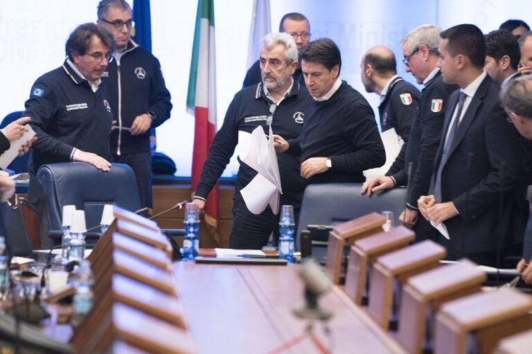 Immagine da Formiche.net, commento Caligiuri coronavirus e sicurezza nazionale
