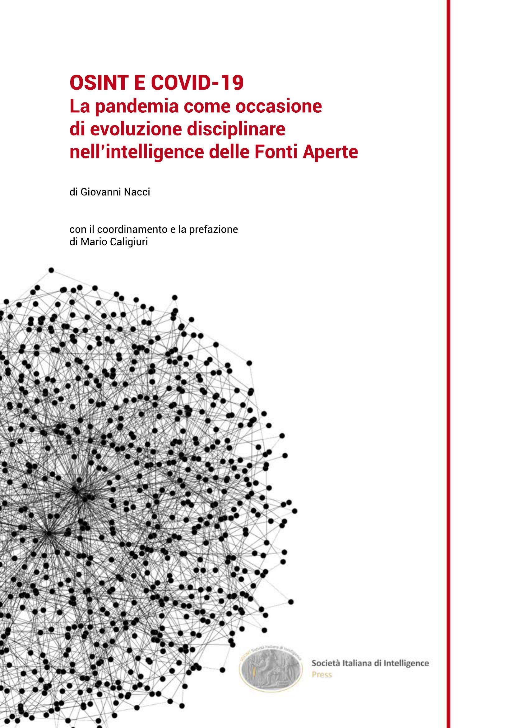 OSINT e COVID-19, la pandemia come occasione di evoluzione disciplinare nell'Intelligence delle Fonti Aperte