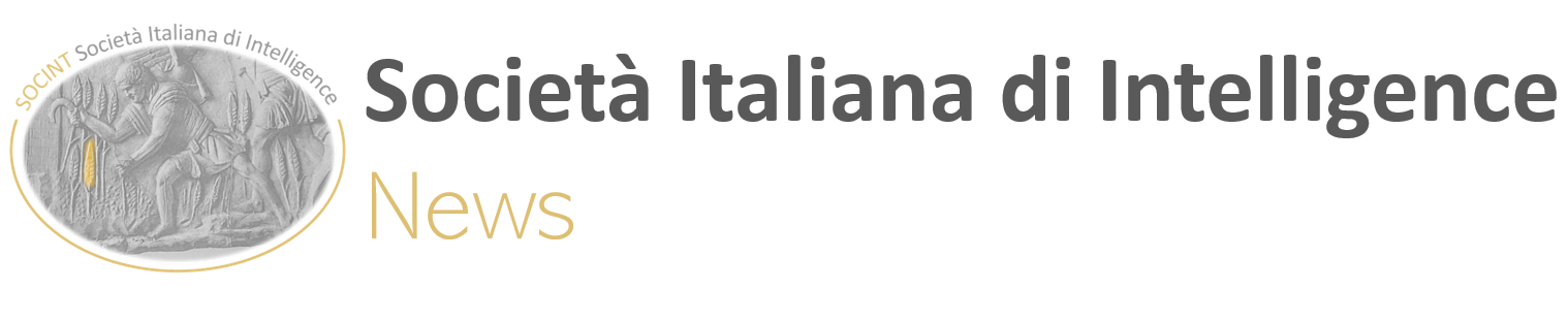 Società Italiana di Intelligence | News