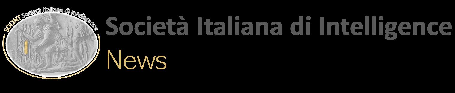 Società Italiana di Intelligence | News