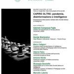 Sezione Sicilia SOCINT, Presentazione alla LUMSA